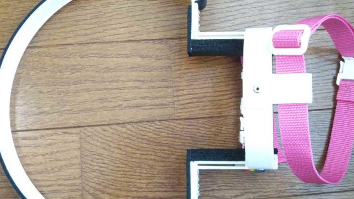 ドッグバンパー製作事例、あずきちゃんモデルの修理・改造の話