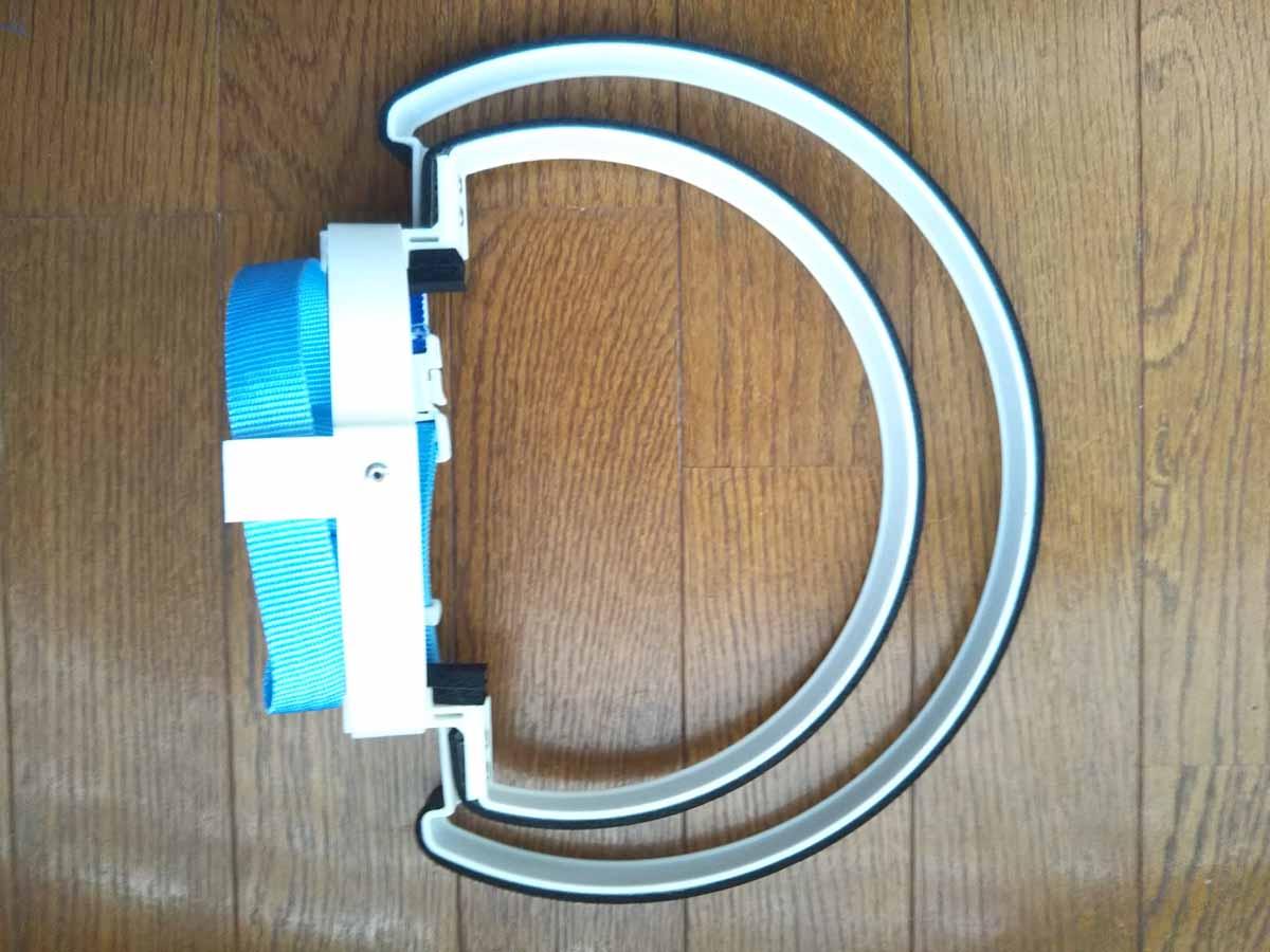 ドッグバンパー製作事例、ポポちゃんモデルの改造の話イメージ画像