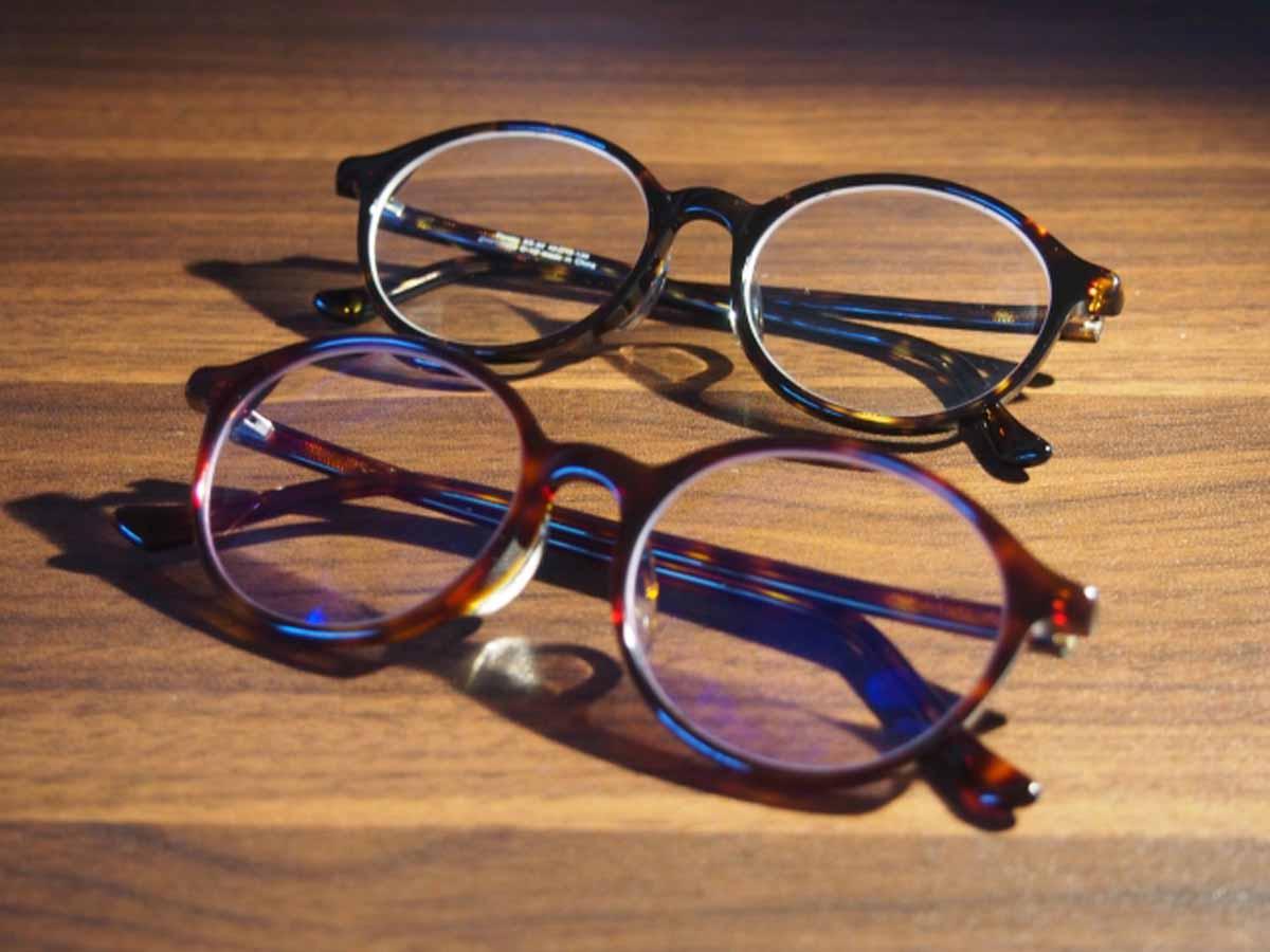 スペアの眼鏡イメージ画像
