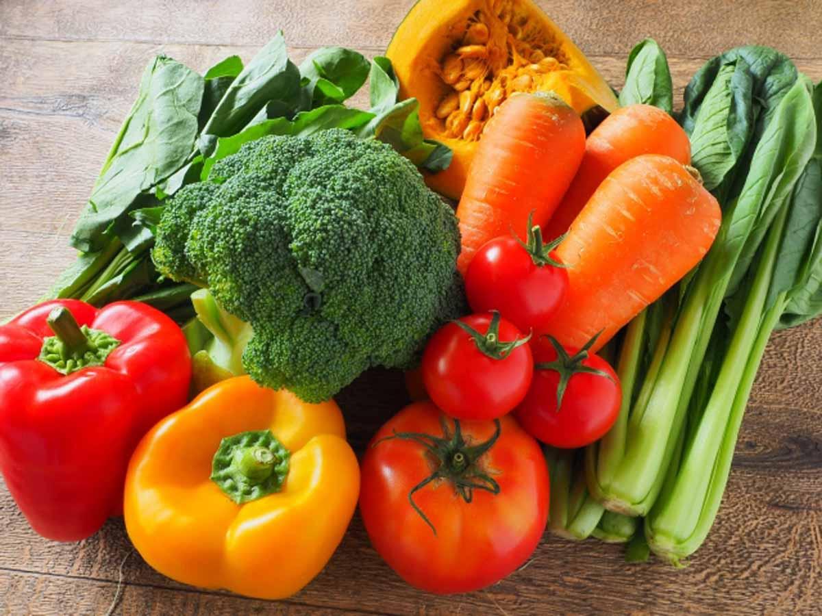 緑黄色野菜イメージ画像