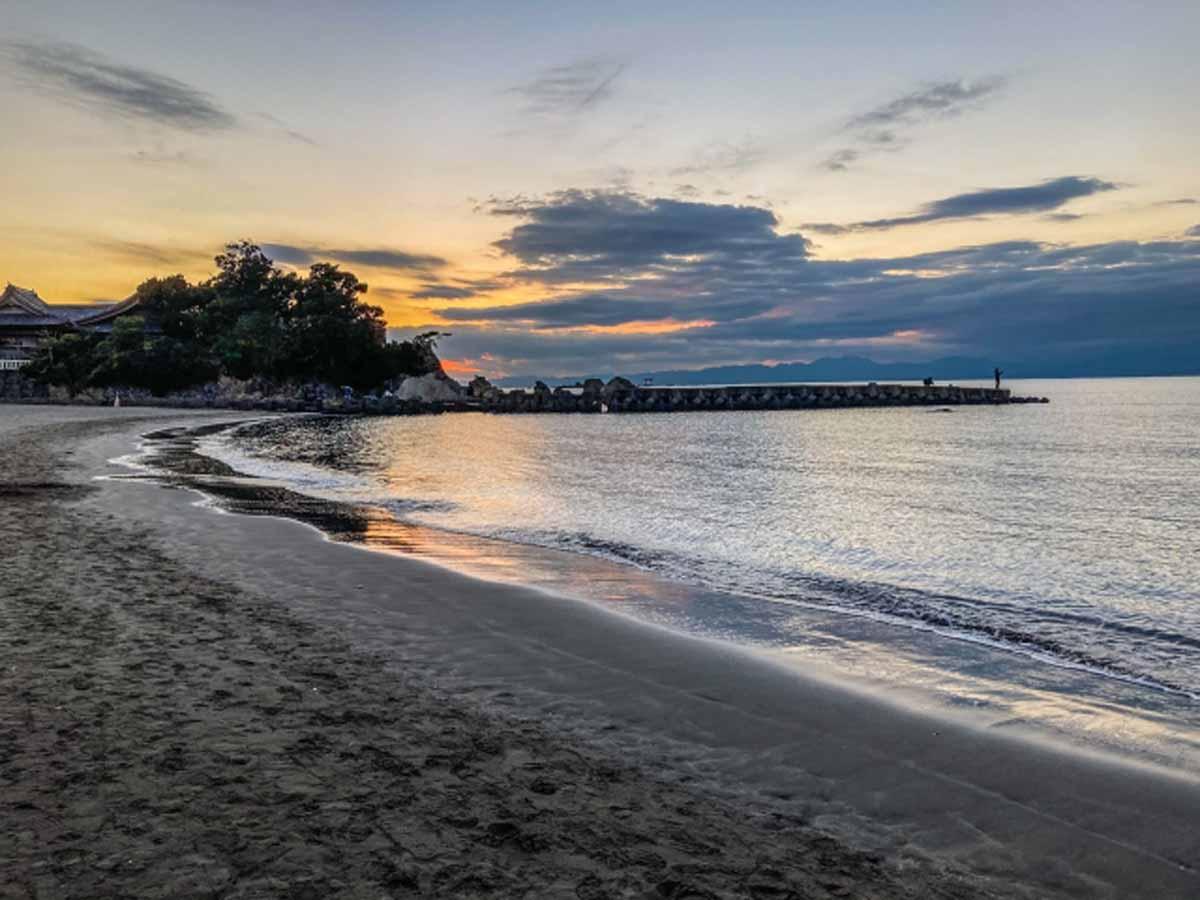 葉山の海イメージ画像