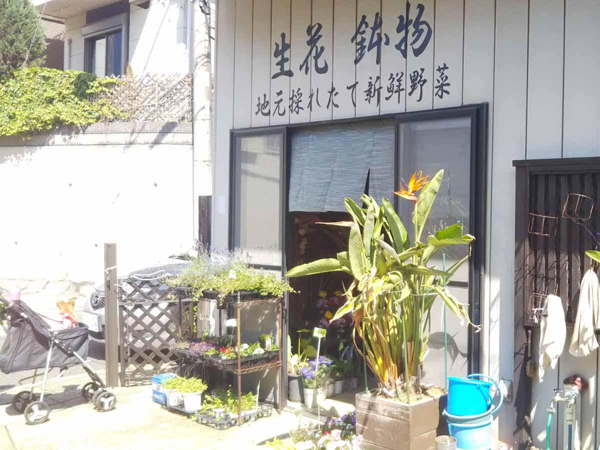 地元新鮮野菜・生花の藤川イメージ画像